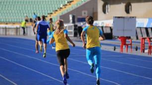 На данный момент у нас есть пять лицензий на ЧМ - вице-президент Федерации легкой атлетики