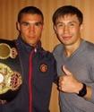 Для завоевания последнего титула Головкину можно пожертвовать какой-то суммой денег и привезти Сондерса в Астану - Серик Сапиев