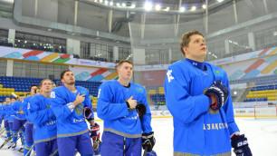 """Шансы казахстанских хоккеистов на """"золото"""" Универсиады выше, чем у Канады и США - букмекеры"""