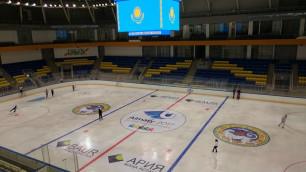Где посмотреть стартовый матч сборной Казахстана по хоккею на Универсиаде-2017