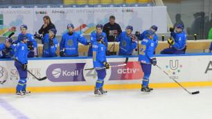 Казахстанские хоккеисты забросили 9 безответных шайб китайцам в первом периоде на старте Универсиады-2017