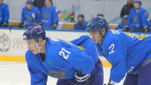 Соперник из Китая получился легким. Впереди ждут сложные игры - тренер сборной Казахстана по хоккею