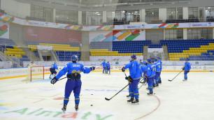 В концовке с Китаем скучно не стало, но игра давалась тяжелее  - форвард сборной Казахстана Михайлис