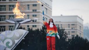 В Алматы началась церемония открытия зимней Универсиады-2017