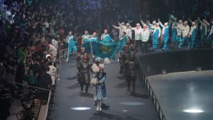 Чем запомнилась церемония открытия Универсиады-2017 в Алматы