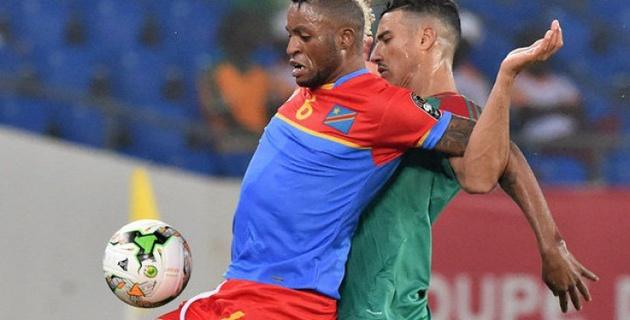 """Форвард """"Астаны"""" Кабананга вместе со сборной ДР Конго завершил выступление на Кубке Африки"""
