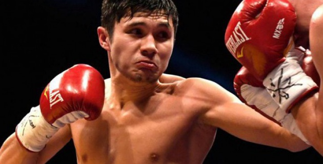 Казахстанец Абылайхан Хусаинов взлетел на 128 позиций в рейтинге после досрочной победы