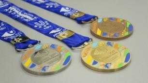 Первый комплект медалей разыгран на Универсиаде-2017 в Алматы