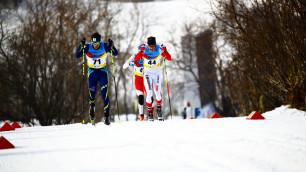 Казахстанский лыжник остановился в шаге от подиума на Универсиаде-2017