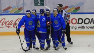 Прямая трансляция хоккейного матча Казахстан - Швеция на Универсиаде-2017