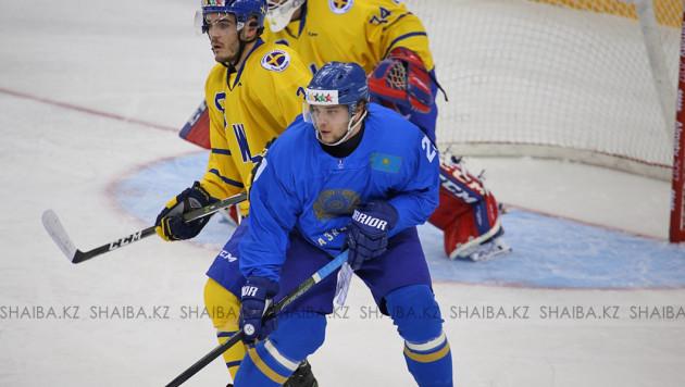 Сборная Казахстана по хоккею разгромила Швецию и одержала вторую победу на Универсиаде-2017