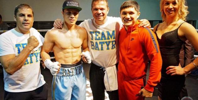 Казахстанские нокаутеры Джукембаев и Хусаинов могут выступить в андеркарте боя бывших соперников Головкина