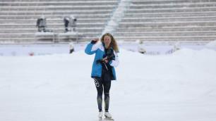 Екатерина Айдова остановилась в шаге от медали Универсиады в Алматы на 500-метровке
