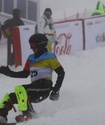 Украинского сноубордиста увезли на вертолете в больницу после тренировки на Универсиаде-2017