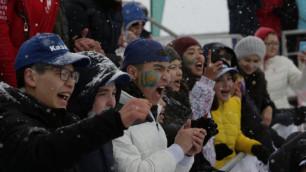 Казахстан после четвертого медального дня вернулся на второю строчку общего зачета