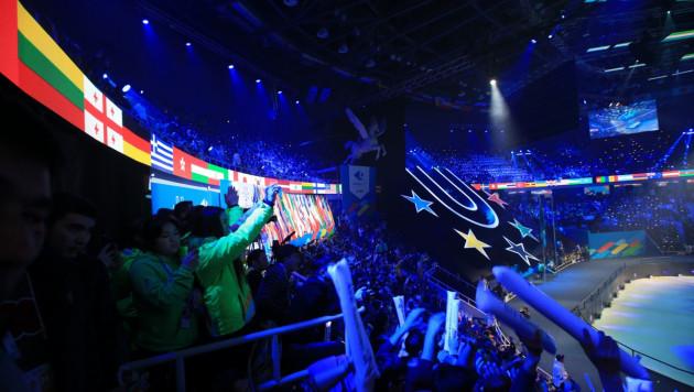 Казахстан после пятого медального дня Универсиады-2017 сохранил второе место в общем зачете