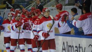 Сборная России по хоккею разгромила Японию и вышла в полуфинал Универсиады-2017