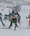 """Казахстанские лыжницы выиграли """"серебро"""" в эстафете на Универсиаде-2017"""