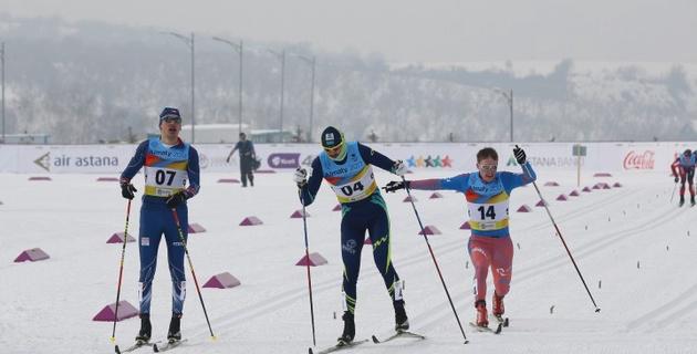 Казахстан завоевал 25-ю медаль на Универсиаде-2017 в Алматы