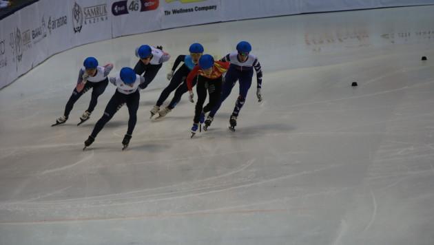 Тренер сборной Казахстана рассказал, в каких еще дисциплинах шорт-трека ждать медалей на Универсиаде