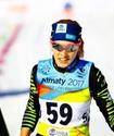 Казахстанская лыжница Анна Шевченко завоевала пятую медаль Универсиады-2017 в Алматы