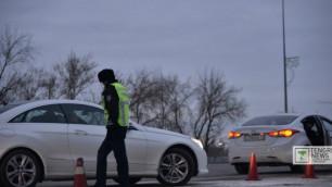 В Алматы перекроют дороги в связи с закрытием Универсиады
