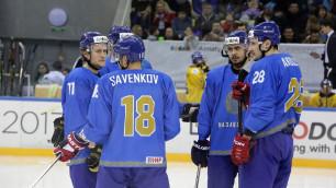 Прямая трансляция хоккейного матча Казахстан - Чехия в полуфинале Универсиады-2017
