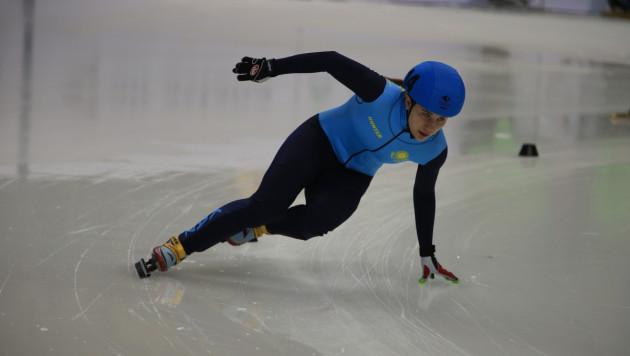 Бронзовая медаль в эстафете для нас как золотая - казахстанская шорт-трекистка Крестова