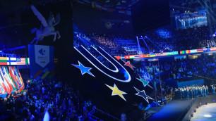 Сборная Казахстана гарантировала себе второе место в медальном зачете Универсиады-2017