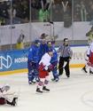 Казахстанские хоккеисты одержали волевую победу над Чехией и вышли в финал Универсиады-2017