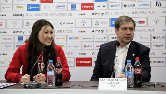 В финале Универсиады есть только один вариант - победа! - тренер сборной Казахстана