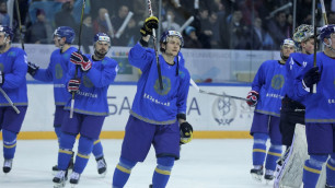 Прямая трансляция финала хоккейного турнира Универсиады Казахстан - Россия
