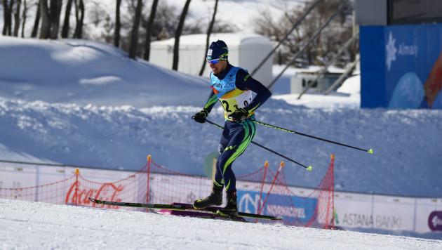 Лыжник Сергей Малышев завоевал для Казахстана 35-ю медаль Универсиады-2017