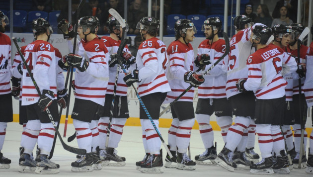 Канадские хоккеисты обыграли чехов в матче за третье место на Универсиаде-2017 в Алматы