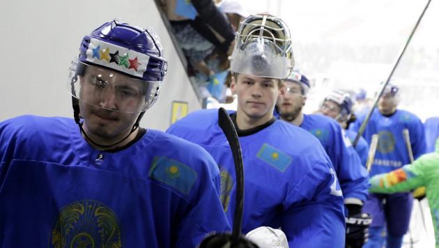 Сборные Казахстана и России не выявили победителя в первом периоде финала Универсиады-2017