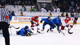 Казахстанские хоккеисты проиграли третий подряд финал на Универсиадах
