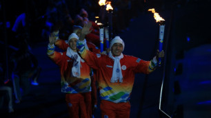Прямая трансляция церемонии закрытия Универсиады в Алматы