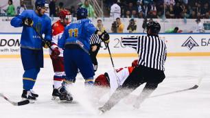 Тренер сборной Казахстана по хоккею назвал причины поражения в финале Универсиады