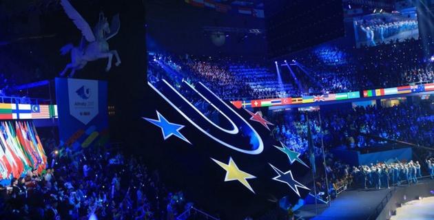 Назарбаев поздравил сборную Казахстана с успешным выступлением на Универсиаде в Алматы