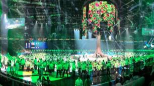 В Алматы прошла церемония закрытия Универсиады-2017