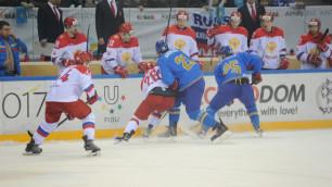 Российские СМИ осудили хамский жест представителя сборной РФ после победы над Казахстаном в финале Универсиады-2017