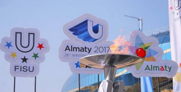 Итоги зимней Универсиады-2017 в Алматы - в эфире радио Tengri FM