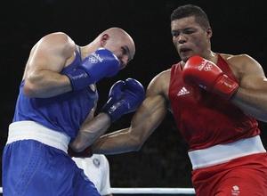 Соперник Дычко по Олимпиаде-2016 станет спарринг-партнером Джошуа перед боем с Кличко