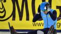 Казахстанские шорт-трекисты сделали победный дубль на заключительном этапе Кубка мира
