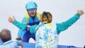 Два казахстанца вошли в Топ-3 итогового зачета Кубка мира по шорт-треку