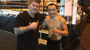 Жанат Жакиянов стал вторым в рейтинге самых титулованных действующих боксеров Казахстана