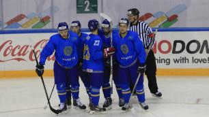 FISU решила изменить формат хоккейного турнира Универсиады после победы сборной Казахстана со счетом 22:0