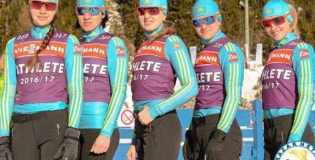 Опубликованы результаты допинг-тестов казахстанских биатлонистов