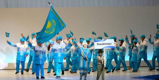 Делегация Казахстана приняла участие в церемонии открытия зимних Азиатских игр в Саппоро