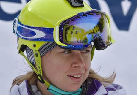 Фристайлистка Юлия Галышева заняла второе место на этапе Кубка мира